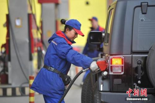 成品油今迎2017年首次调价 机构预测跨年四连涨
