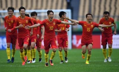 """国足终于""""开和""""了中国杯国足点球大战胜克罗地亚获第三名"""