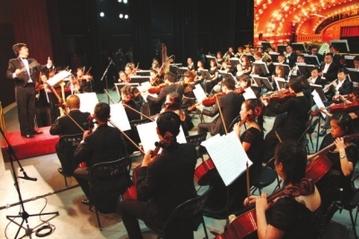 兰州职业技术学院举行2018年新年音乐会