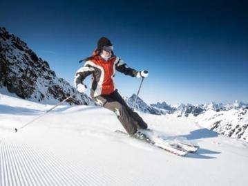 怕撞不怕摔滑雪前可吃点甜食