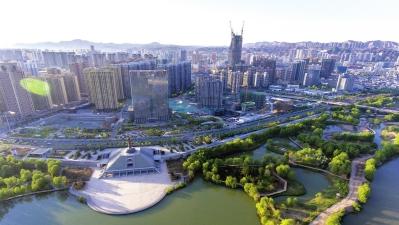 安宁区向11家民企专题推介迎门滩商务集中区