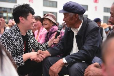 """""""陇原红色文艺轻骑兵""""再启征程"""