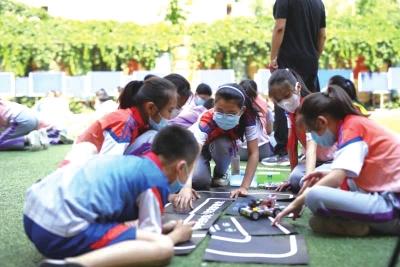 """让每个孩子""""有学shang""""""""shang好学"""""""