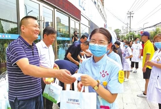 团市委fu红古bangfu贫困群众