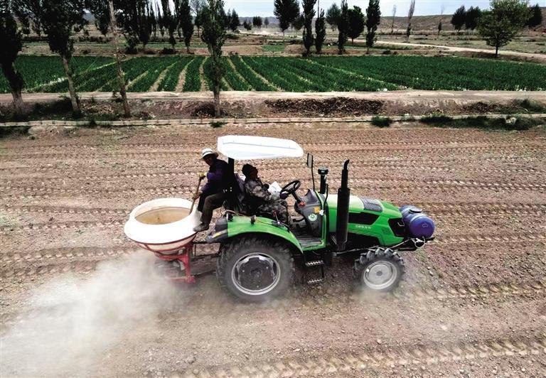 小块并大块赋能农业产业化