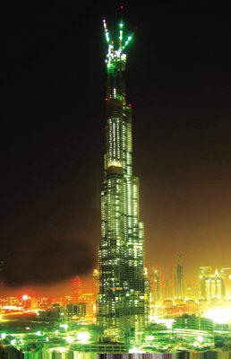 目前,世界第一高建筑为558高的加拿大多伦多市电视台.