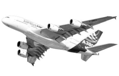成为全球订购a380作私人飞机
