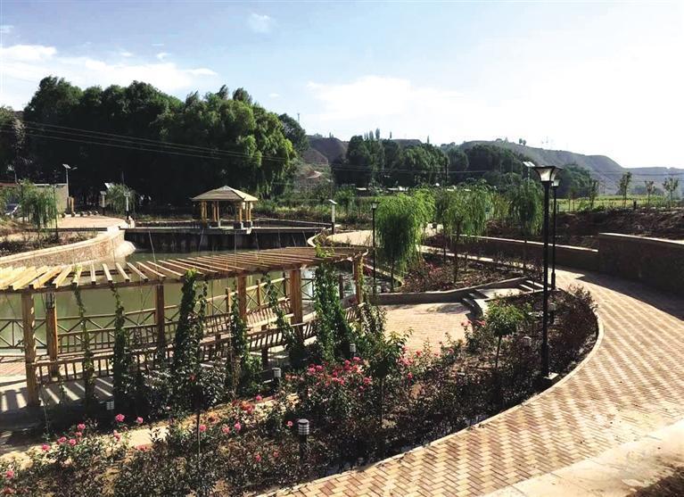 王家庄村:村庄变美了 农民生活更幸福了