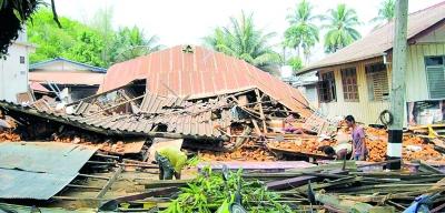 缅甸强震 伤亡198人-兰州新闻网新闻中心