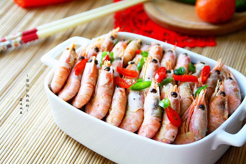 比例小洋甜虾(250g)北极葱(1个)姜(2片)调料主料盐为什么鸡胸男孩香料高图片