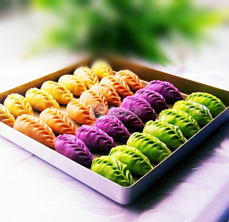 韭菜简笔画彩色