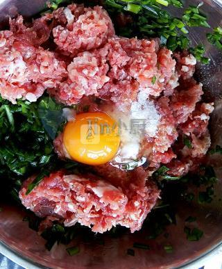 彩色柳叶饺子!的做法步骤:2