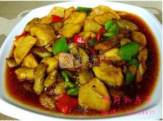 【东北特色菜】 地三鲜 的做法步骤:13