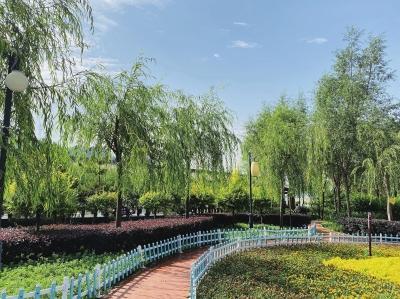 再造十里桃乡 建设品质安宁 安宁区坚决打好蓝天、碧水、净土保卫战