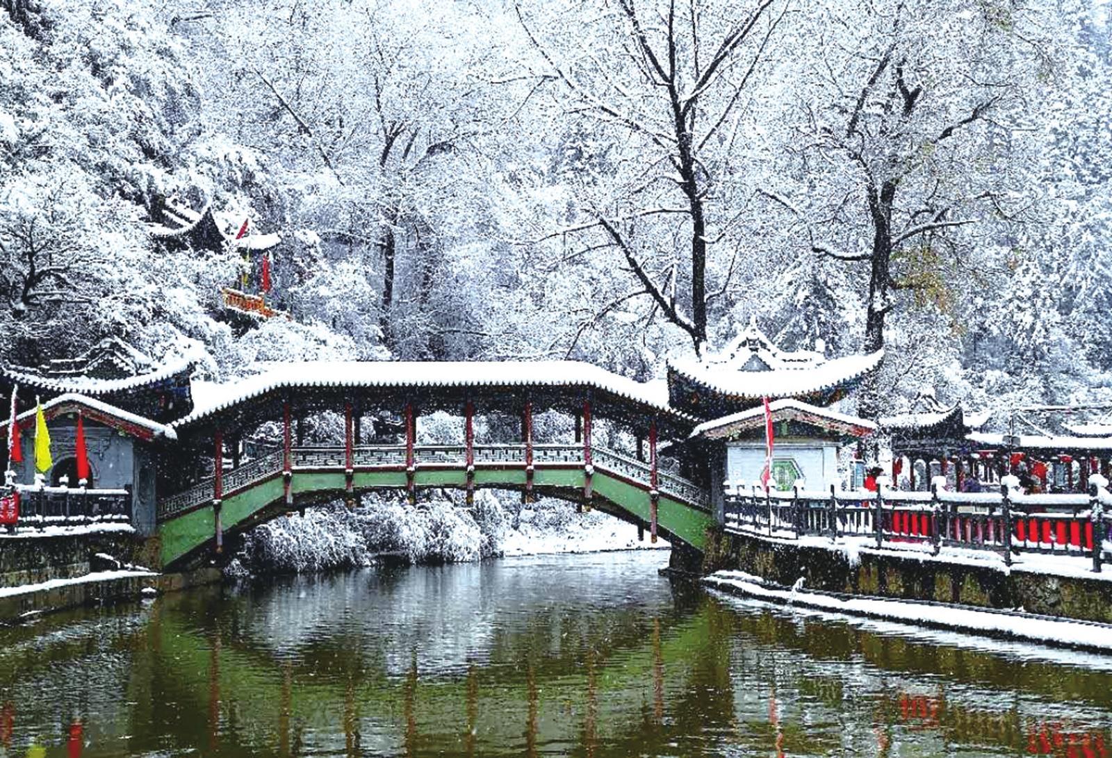 秋末初雪 开启赴冬之约