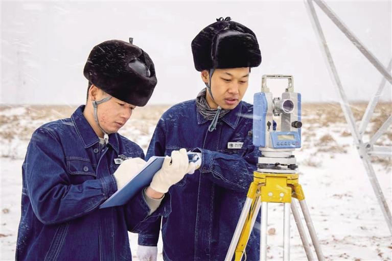 省电力公司多措施应对寒流过境
