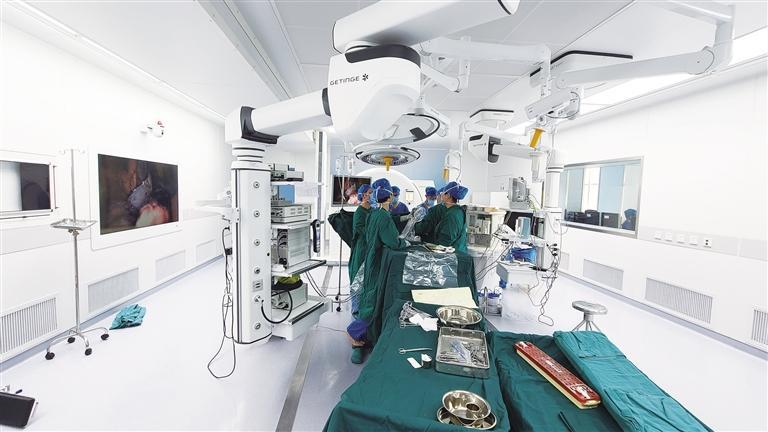 3D打印手术导航系统实现病变超精准定位