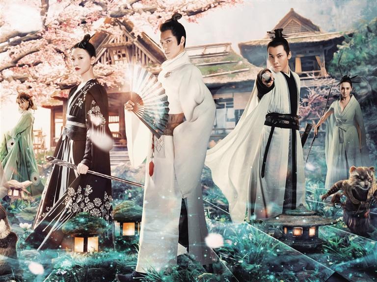 电影《侍神令》呈现东方奇幻世界
