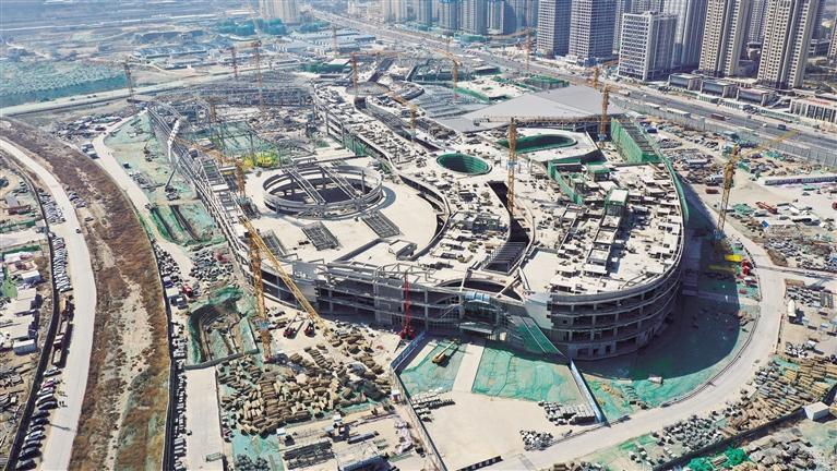 改善发展环境  提升城市品位