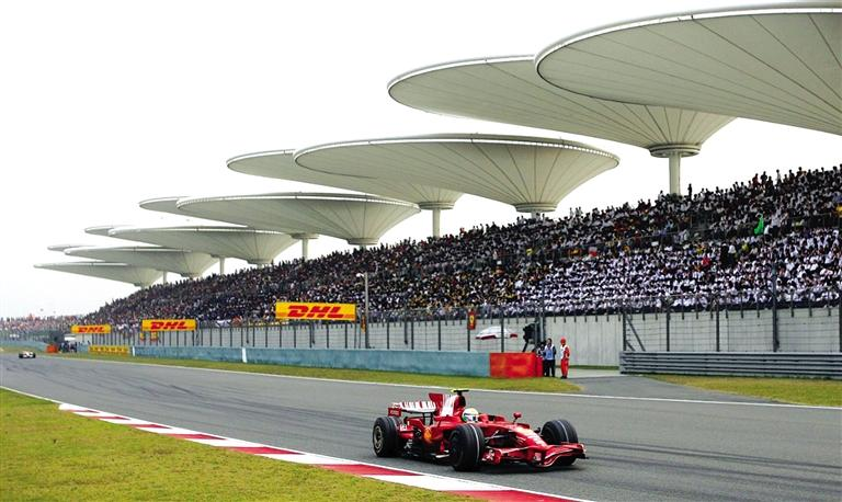 F1中国大奖赛时间暂未确定
