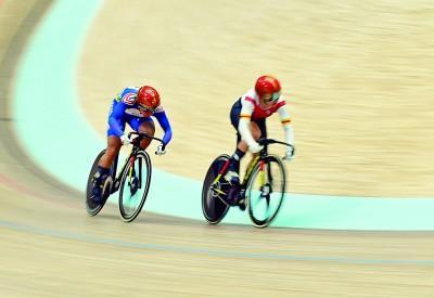 奥运冠军转战全运:观众面前比赛,回到熟悉的感觉