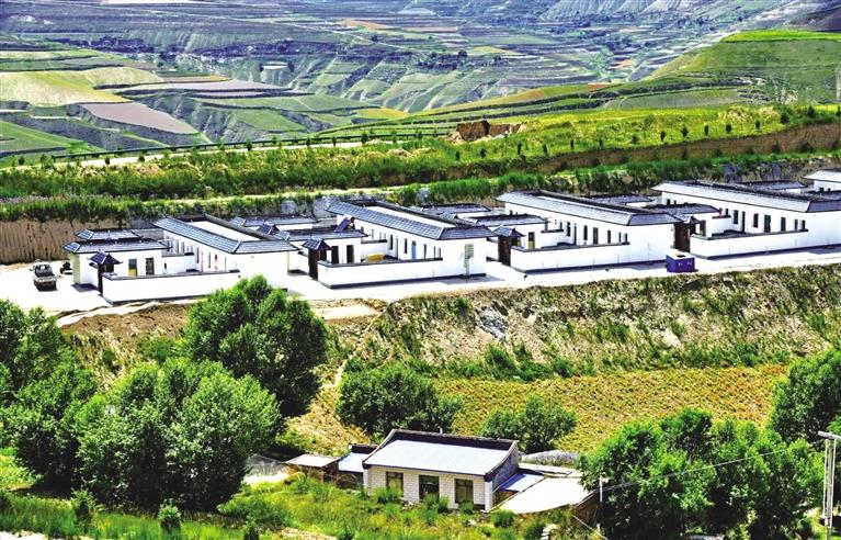 榆中县进入高质量发展轨道